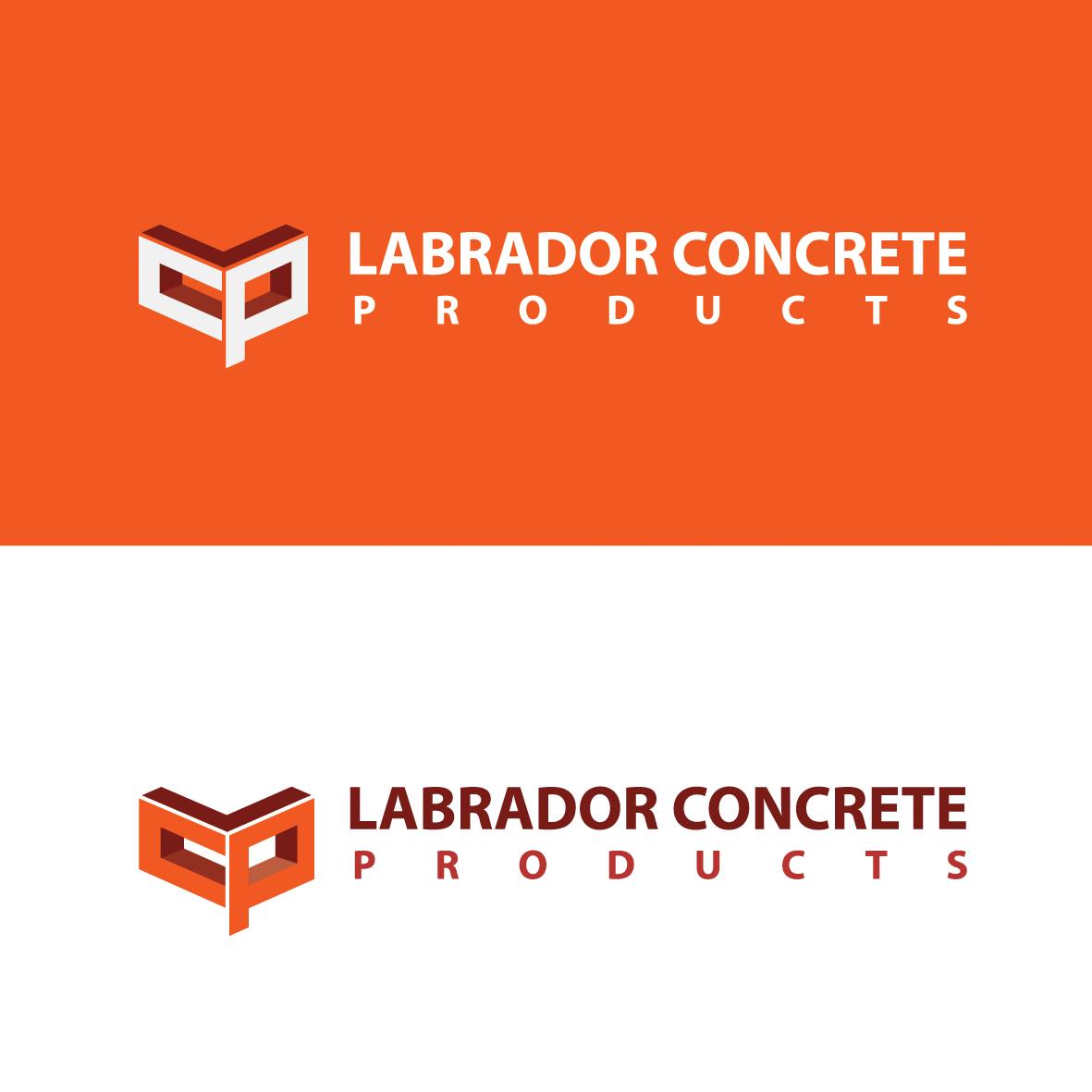 Logo Design by ex - Entry No. 36 in the Logo Design Contest Logo for Labrador Concrete Products.