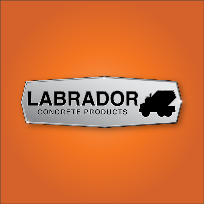 Logo Design by trav - Entry No. 38 in the Logo Design Contest Logo for Labrador Concrete Products.
