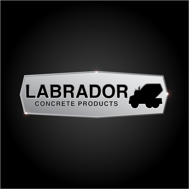 Logo Design by trav - Entry No. 39 in the Logo Design Contest Logo for Labrador Concrete Products.