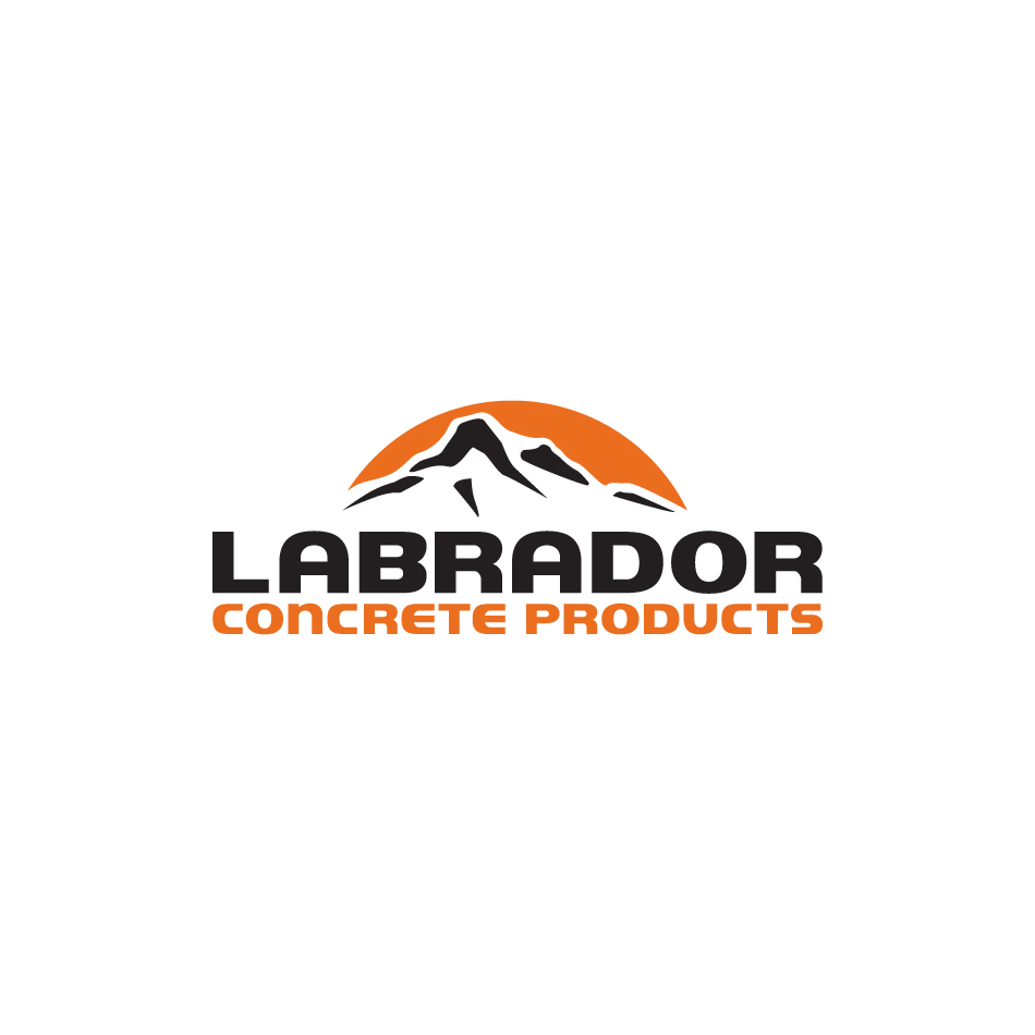 Logo Design by Spud9 - Entry No. 41 in the Logo Design Contest Logo for Labrador Concrete Products.
