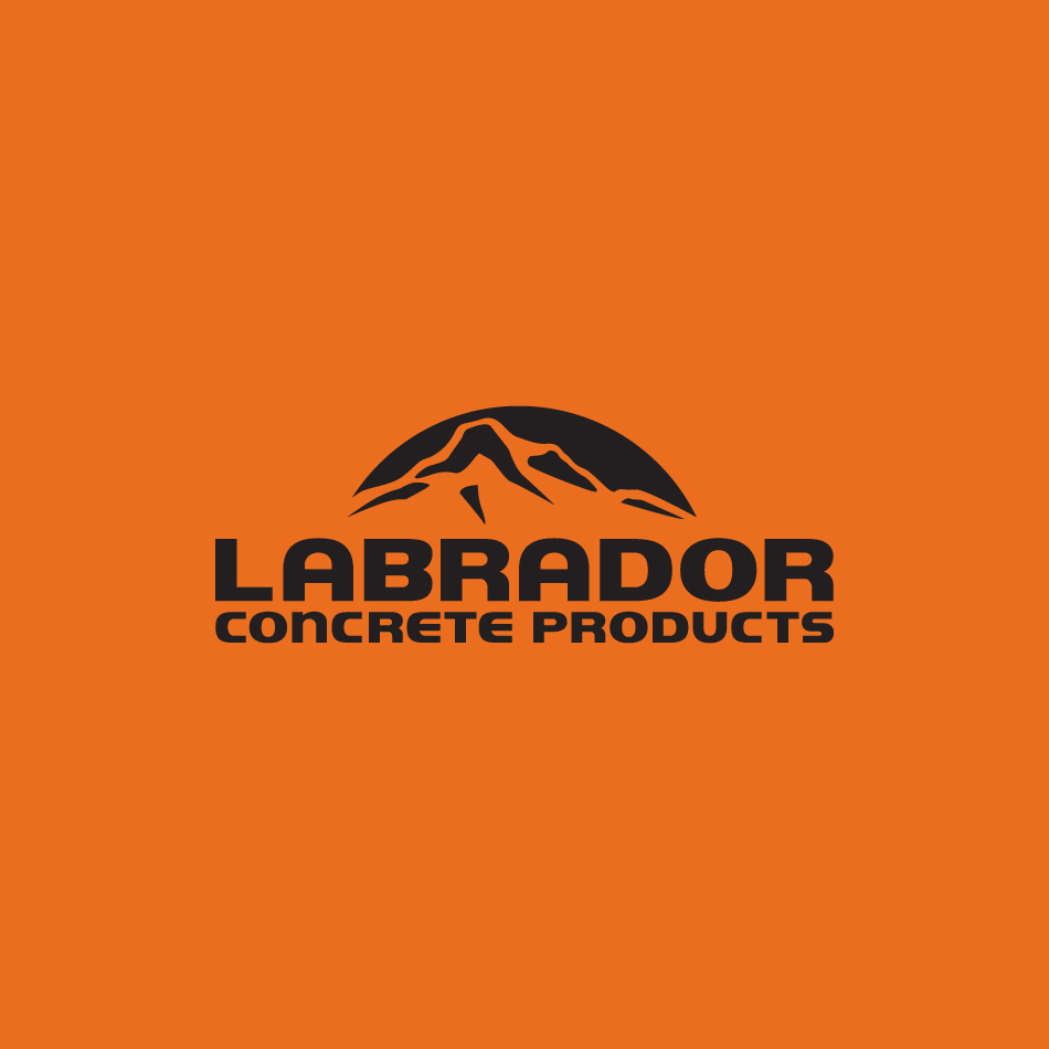 Logo Design by Spud9 - Entry No. 42 in the Logo Design Contest Logo for Labrador Concrete Products.