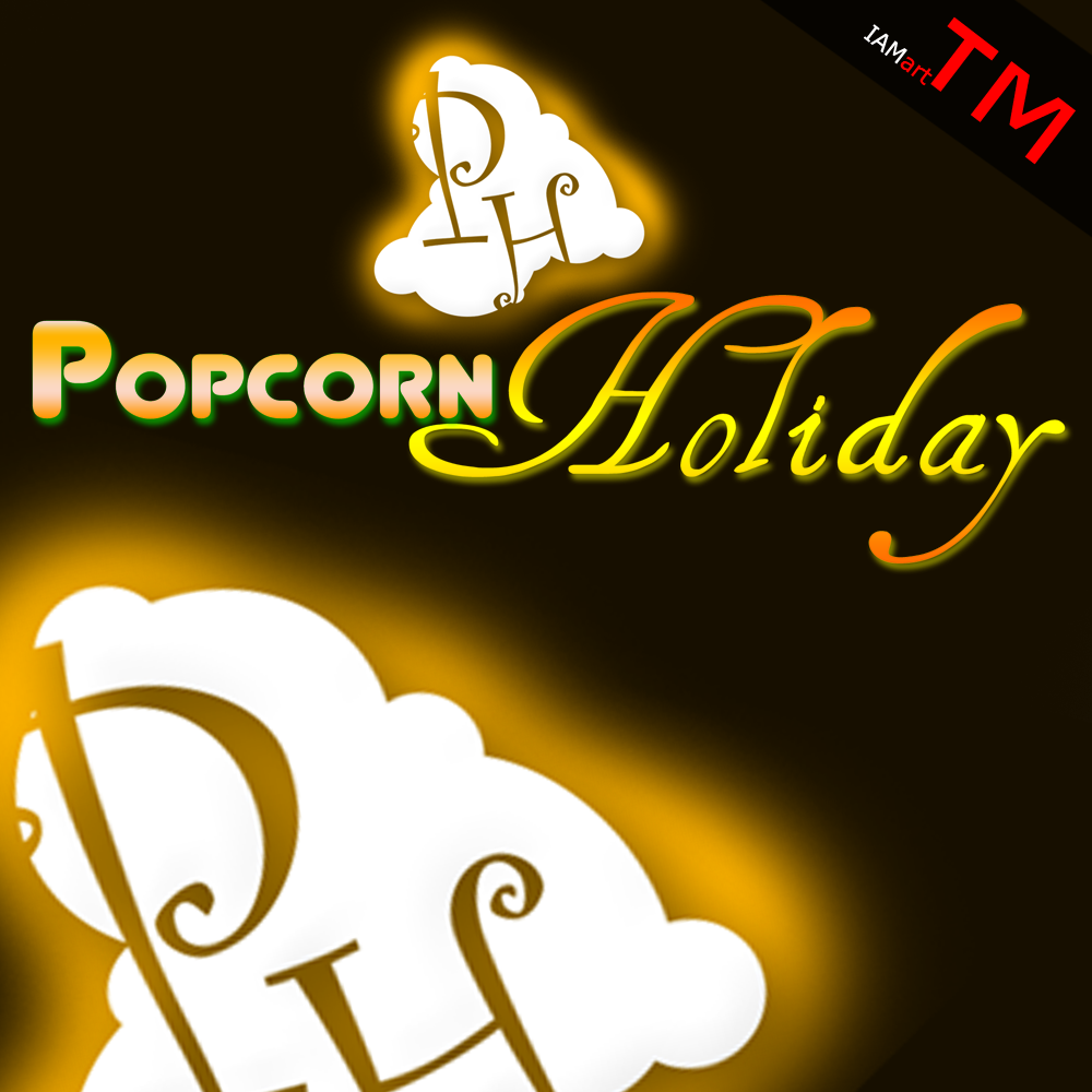 Logo Design by iamart - Entry No. 10 in the Logo Design Contest Holiday Popcorn.