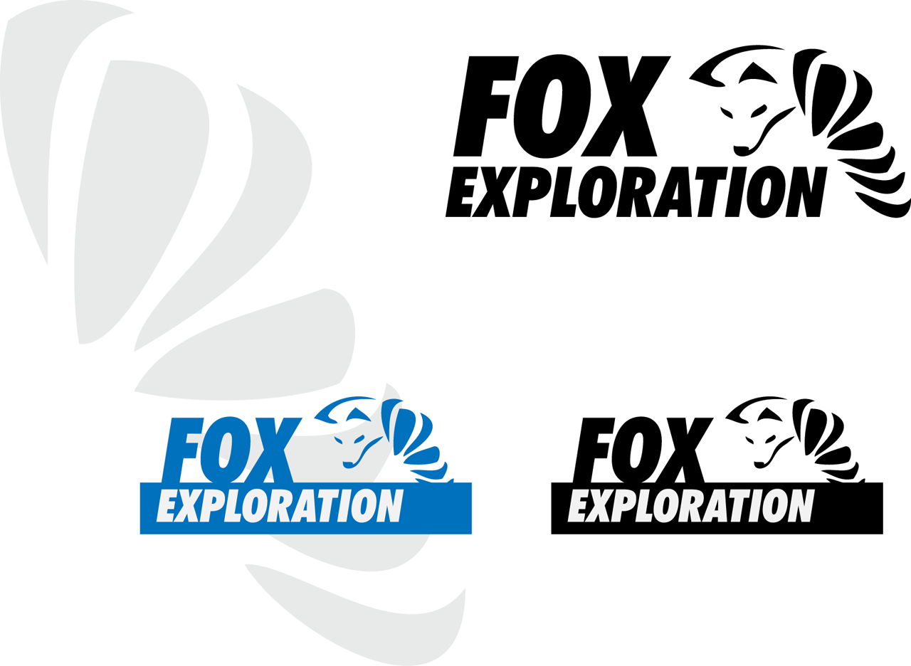 Logo Design by Mithra  Ravindran - Entry No. 6 in the Logo Design Contest Fox Exploration Logo.