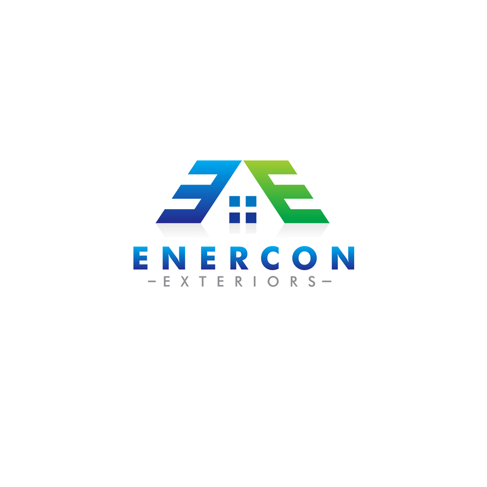 Logo Design by moxlabs - Entry No. 43 in the Logo Design Contest Enercon Exteriors.