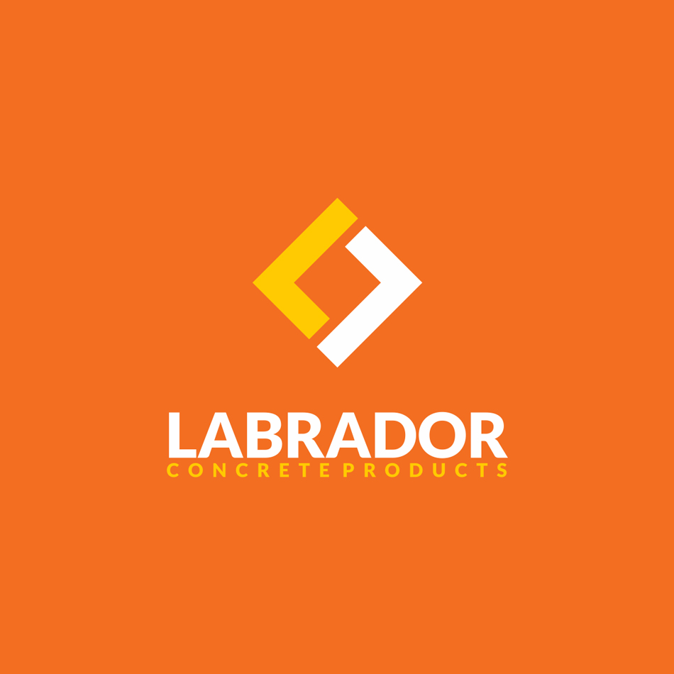 Logo Design by moxlabs - Entry No. 44 in the Logo Design Contest Logo for Labrador Concrete Products.