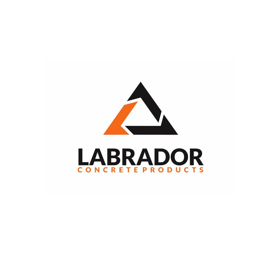 Logo Design by moxlabs - Entry No. 45 in the Logo Design Contest Logo for Labrador Concrete Products.
