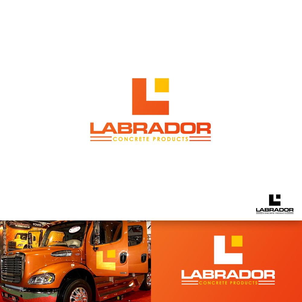 Logo Design by Cinr - Entry No. 47 in the Logo Design Contest Logo for Labrador Concrete Products.