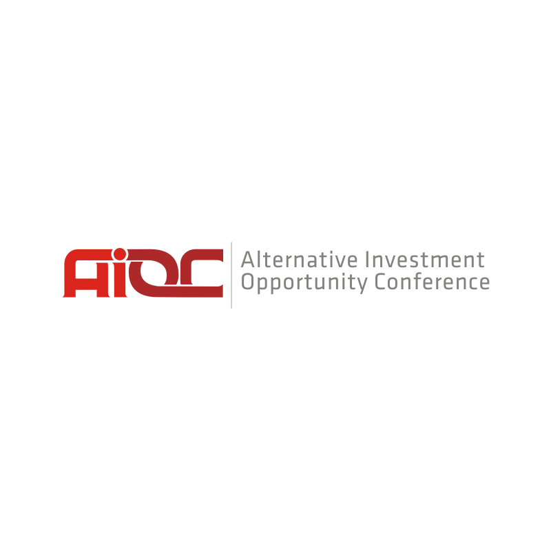 Logo Design by Dionysius Samuel - Entry No. 10 in the Logo Design Contest Alternative Investment Opportunity Conference.