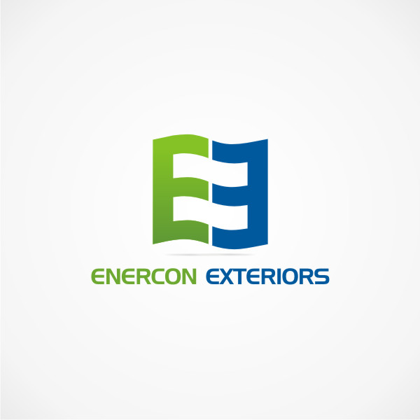 Logo Design by Private User - Entry No. 52 in the Logo Design Contest Enercon Exteriors.