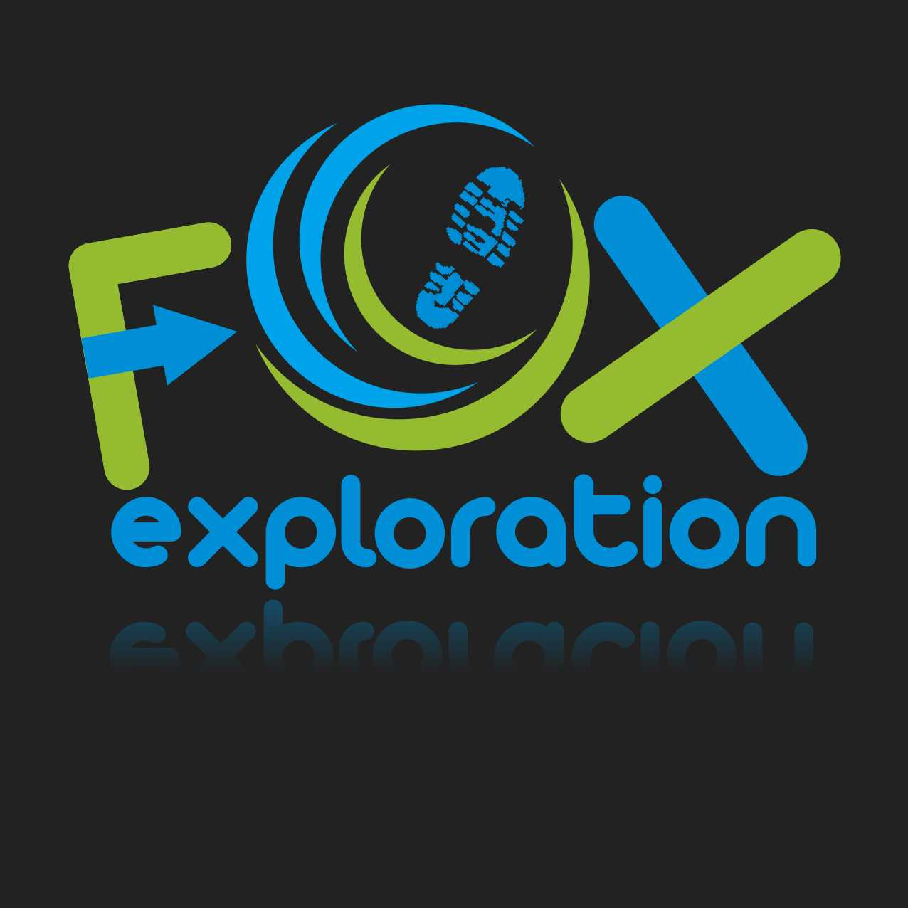 Logo Design by 0713022031 - Entry No. 12 in the Logo Design Contest Fox Exploration Logo.