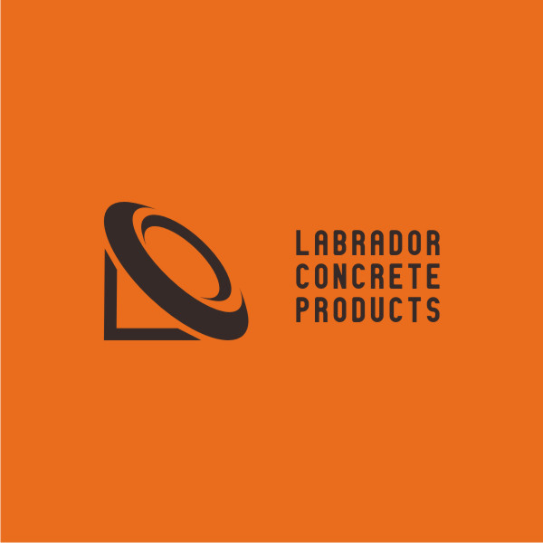 Logo Design by Private User - Entry No. 52 in the Logo Design Contest Logo for Labrador Concrete Products.