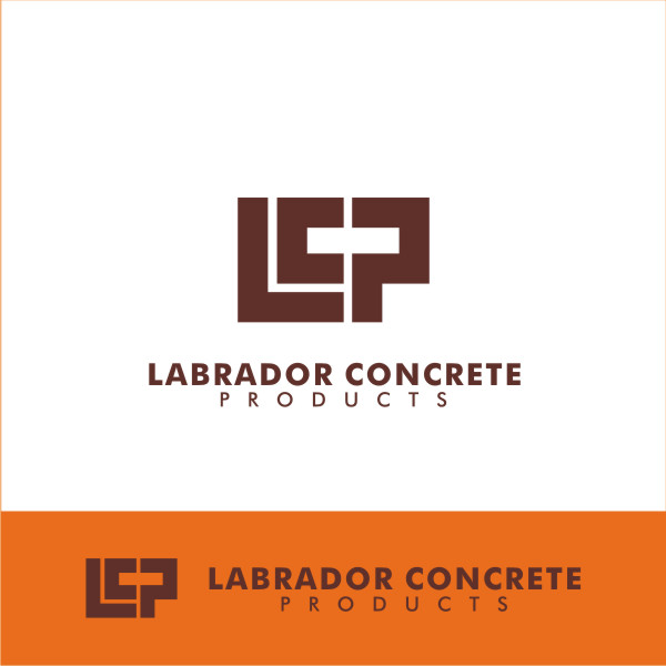 Logo Design by Private User - Entry No. 53 in the Logo Design Contest Logo for Labrador Concrete Products.
