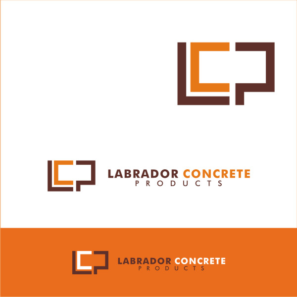 Logo Design by Private User - Entry No. 54 in the Logo Design Contest Logo for Labrador Concrete Products.
