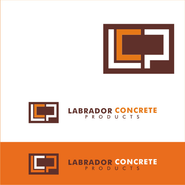 Logo Design by Private User - Entry No. 55 in the Logo Design Contest Logo for Labrador Concrete Products.
