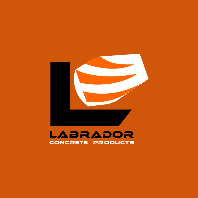 Logo Design by Rudy - Entry No. 57 in the Logo Design Contest Logo for Labrador Concrete Products.