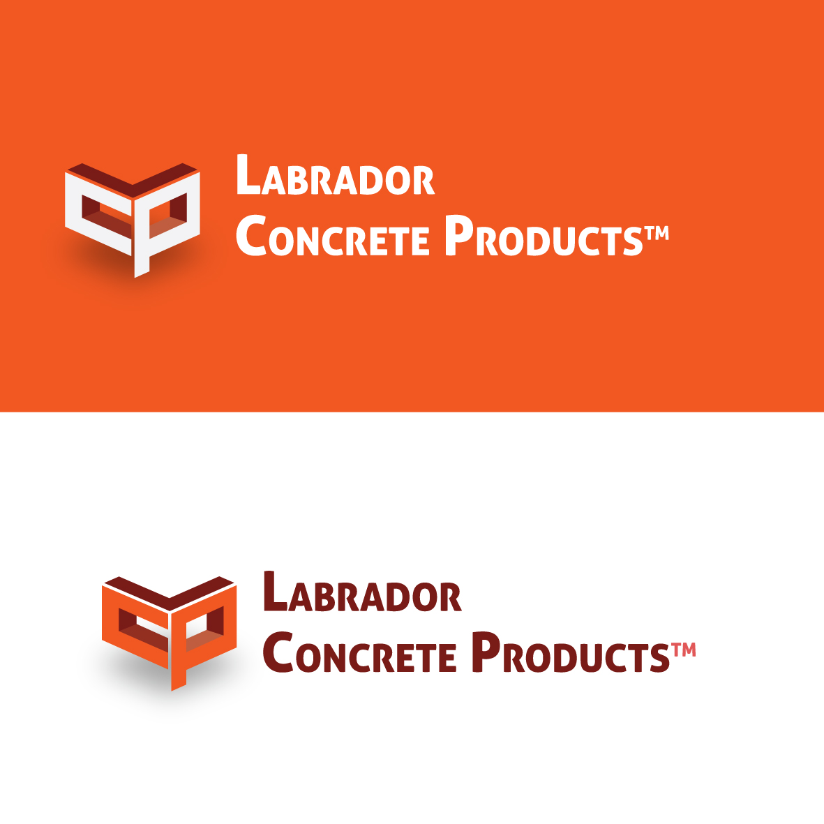 Logo Design by ex - Entry No. 59 in the Logo Design Contest Logo for Labrador Concrete Products.