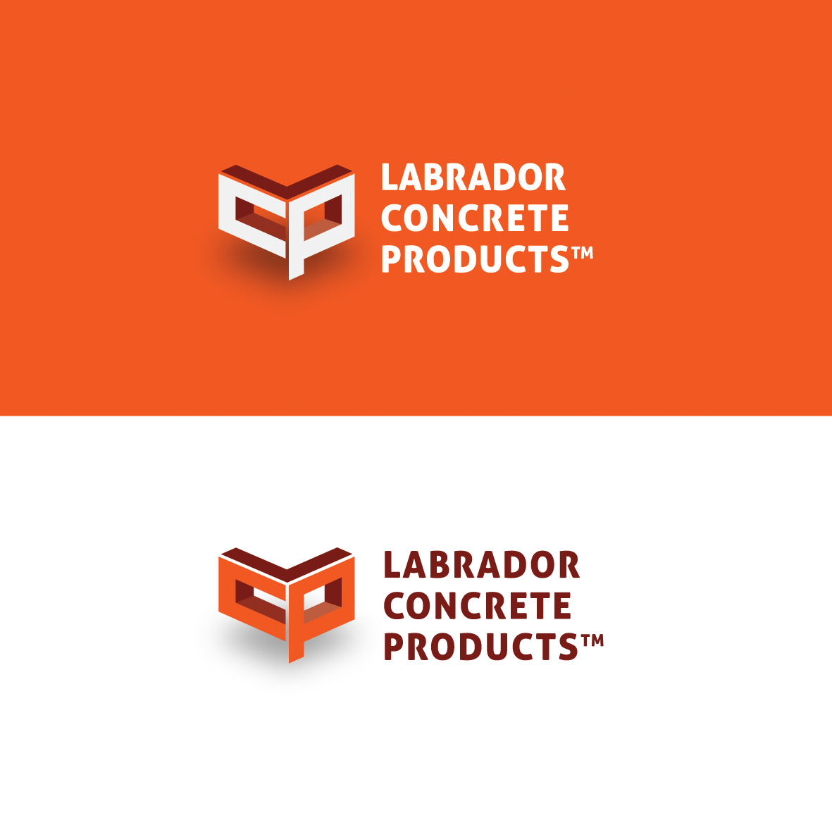 Logo Design by ex - Entry No. 61 in the Logo Design Contest Logo for Labrador Concrete Products.