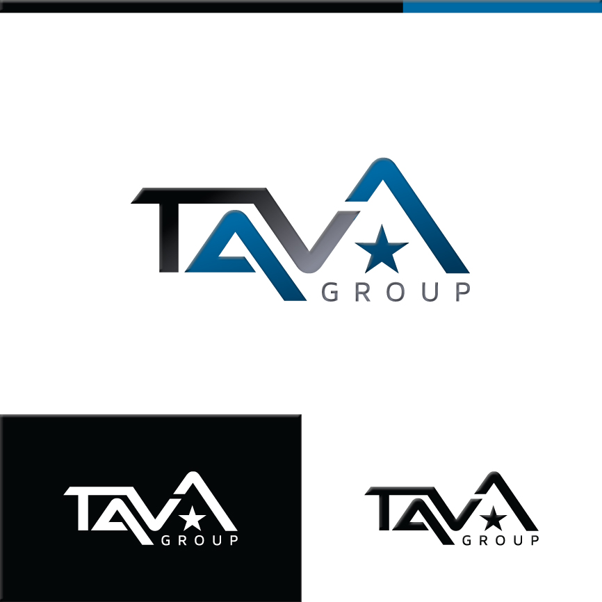Logo Design by RasYa Muhammad Athaya - Entry No. 131 in the Logo Design Contest Creative Logo Design for Tava Group.