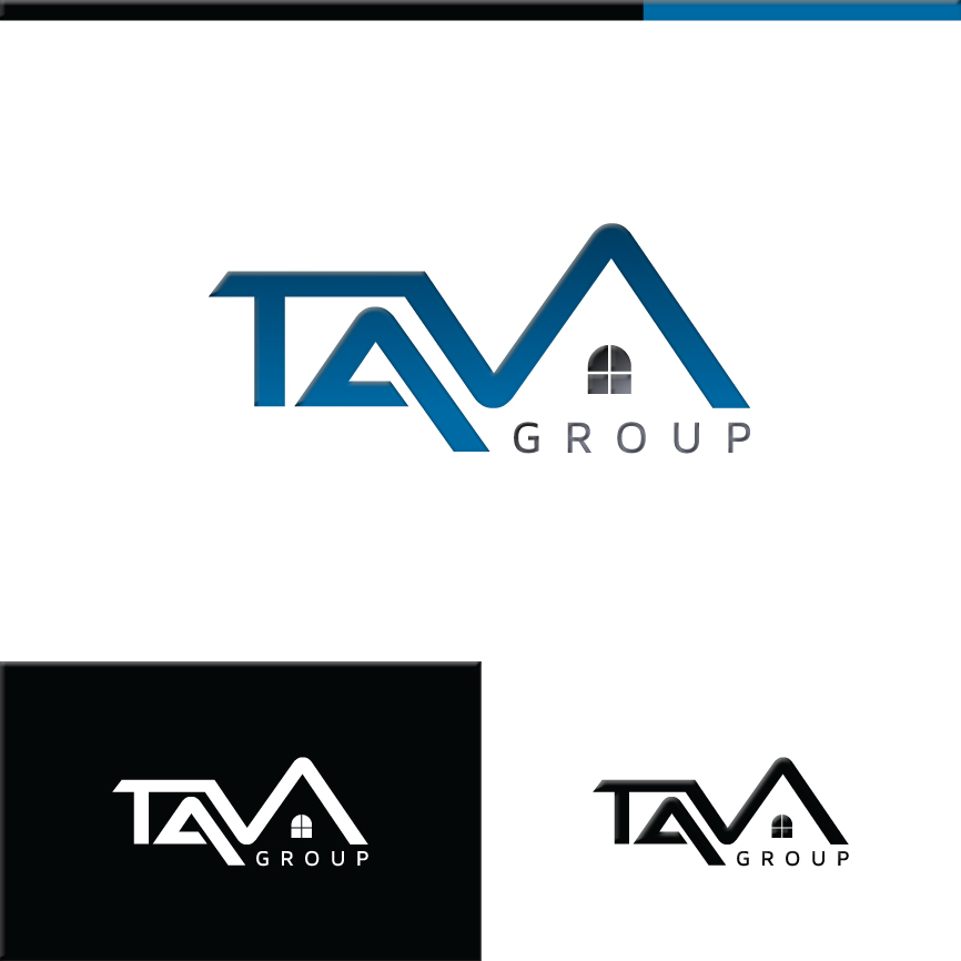 Logo Design by RasYa Muhammad Athaya - Entry No. 133 in the Logo Design Contest Creative Logo Design for Tava Group.