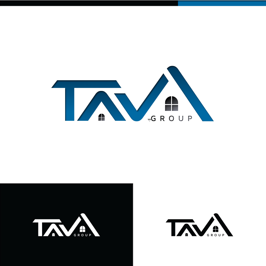 Logo Design by RasYa Muhammad Athaya - Entry No. 135 in the Logo Design Contest Creative Logo Design for Tava Group.