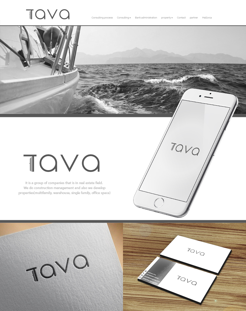 Logo Design by Private User - Entry No. 139 in the Logo Design Contest Creative Logo Design for Tava Group.