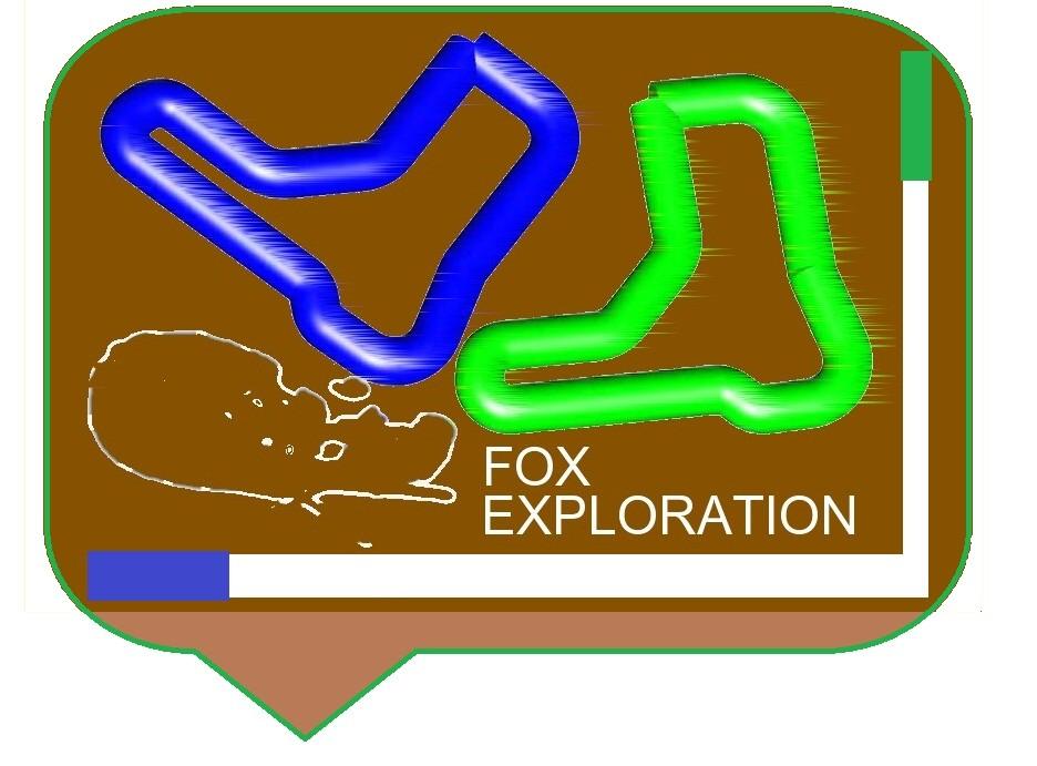 Logo Design by VAC ATV - Entry No. 18 in the Logo Design Contest Fox Exploration Logo.