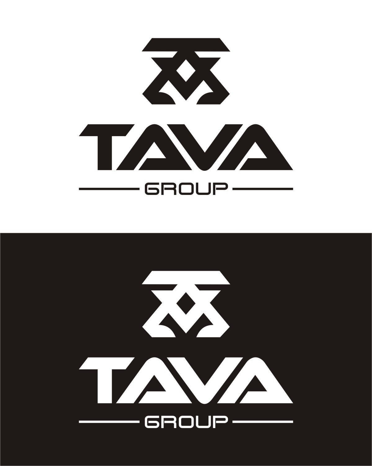 Logo Design by Spider Graphics - Entry No. 170 in the Logo Design Contest Creative Logo Design for Tava Group.