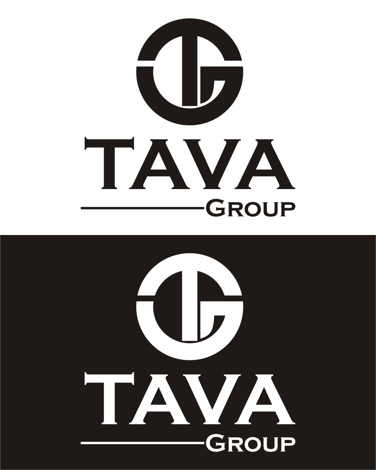 Logo Design by I graphics GRAPHICS - Entry No. 174 in the Logo Design Contest Creative Logo Design for Tava Group.