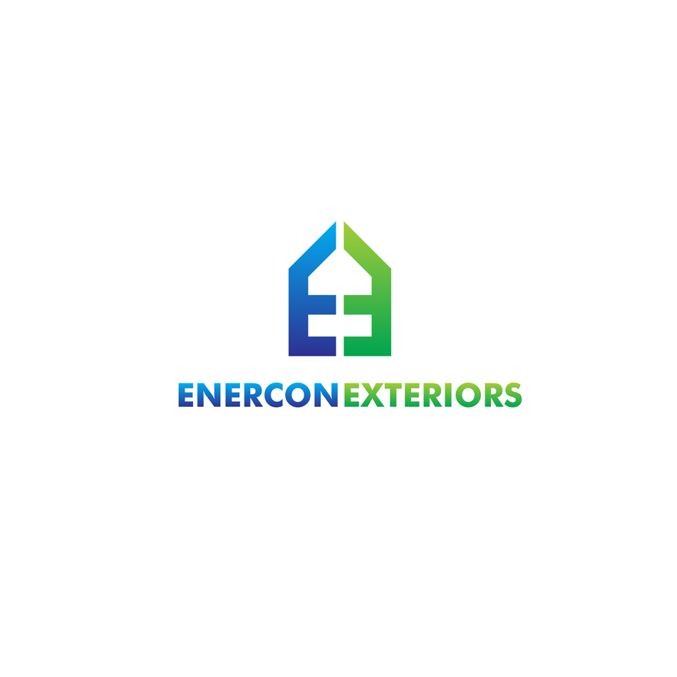 Logo Design by moxlabs - Entry No. 58 in the Logo Design Contest Enercon Exteriors.