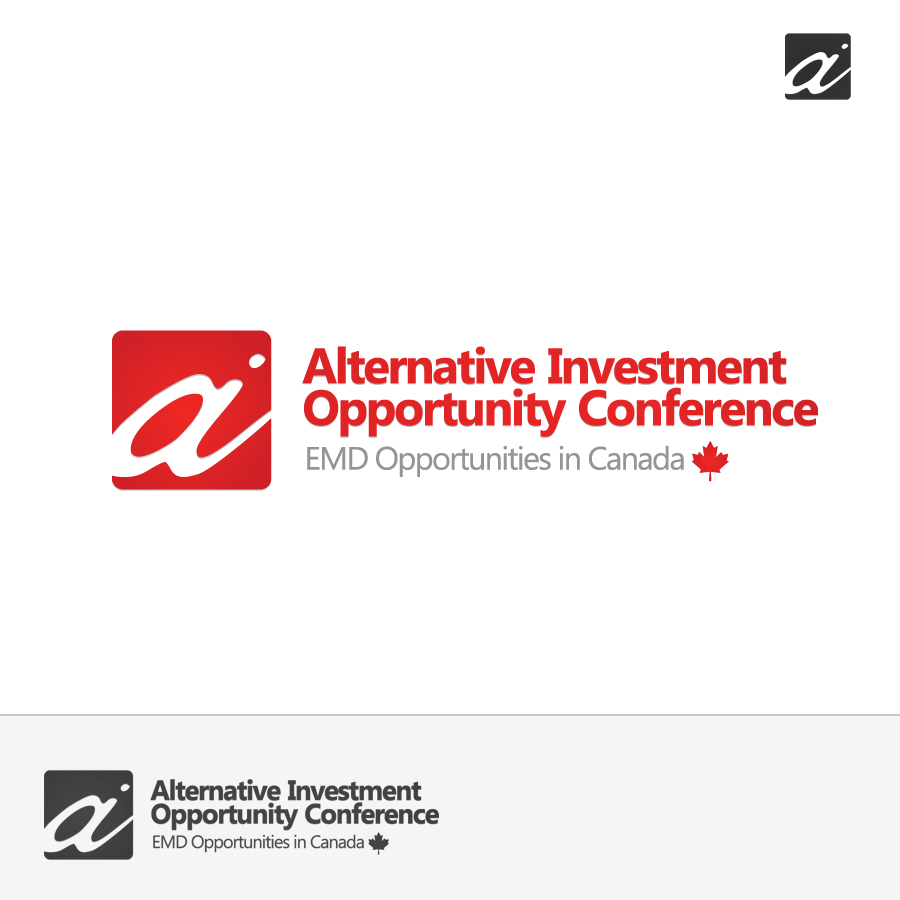 Logo Design by rockpinoy - Entry No. 19 in the Logo Design Contest Alternative Investment Opportunity Conference.