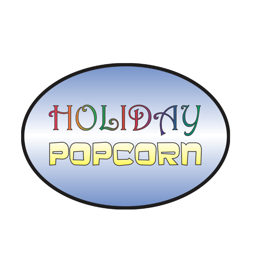 Logo Design by robbiemack - Entry No. 17 in the Logo Design Contest Holiday Popcorn.