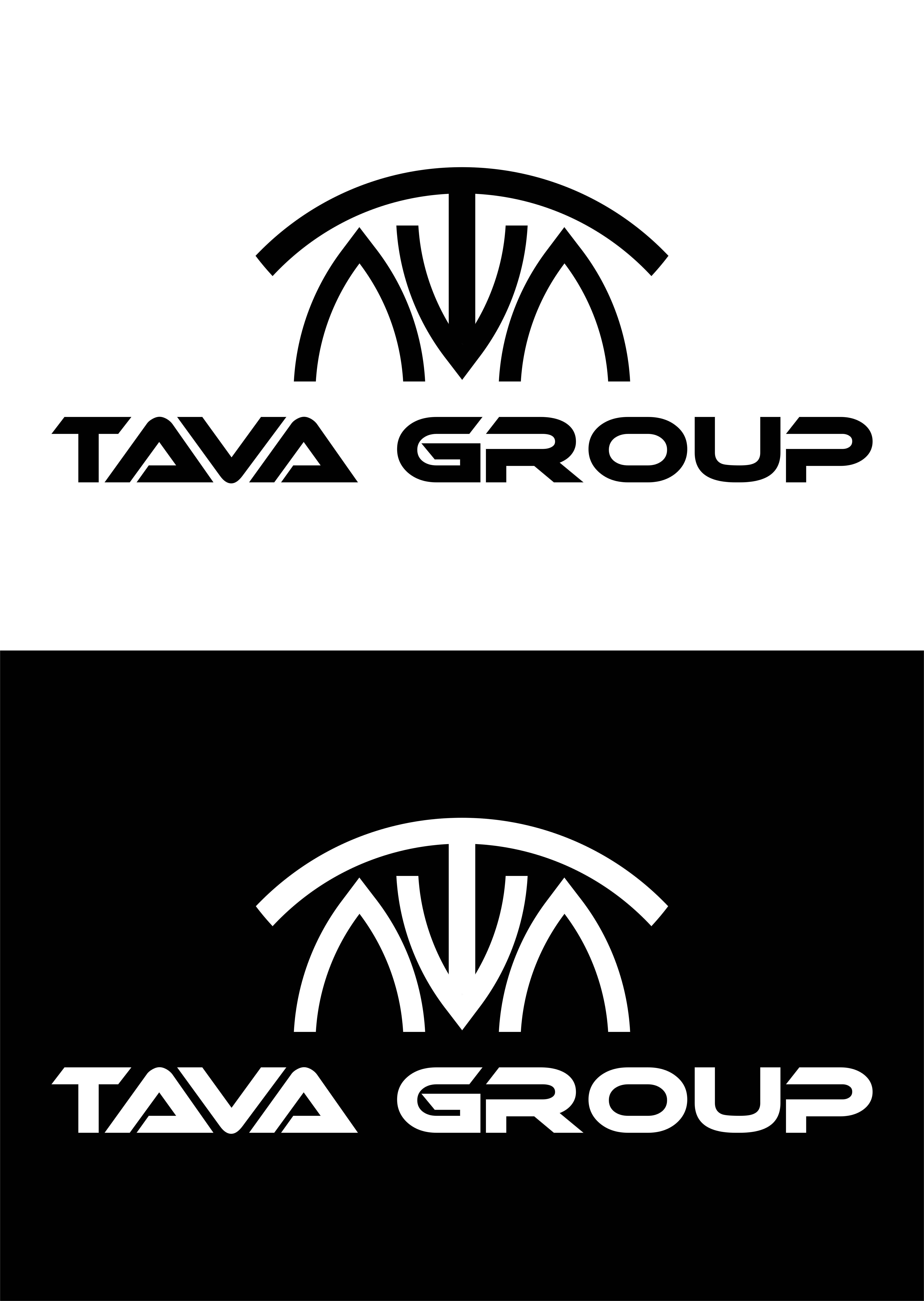 Logo Design by I graphics GRAPHICS - Entry No. 239 in the Logo Design Contest Creative Logo Design for Tava Group.