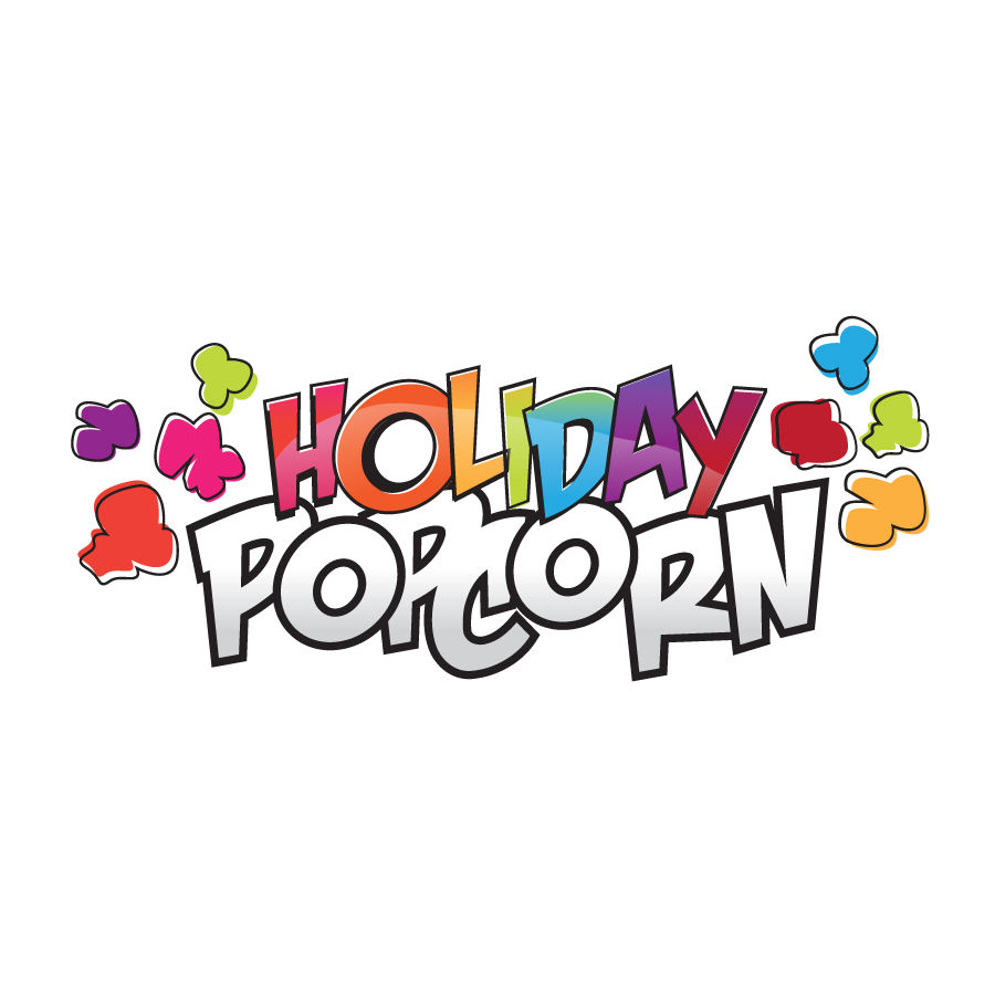 Logo Design by raylenej - Entry No. 19 in the Logo Design Contest Holiday Popcorn.
