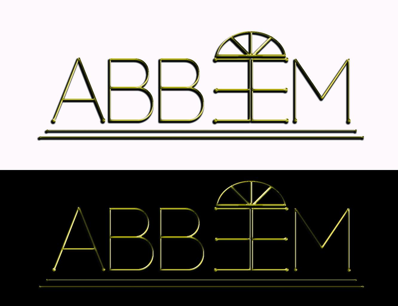 Logo Design by Arqui ACOSTA - Entry No. 13 in the Logo Design Contest Luxury Logo Design for Abbeem.
