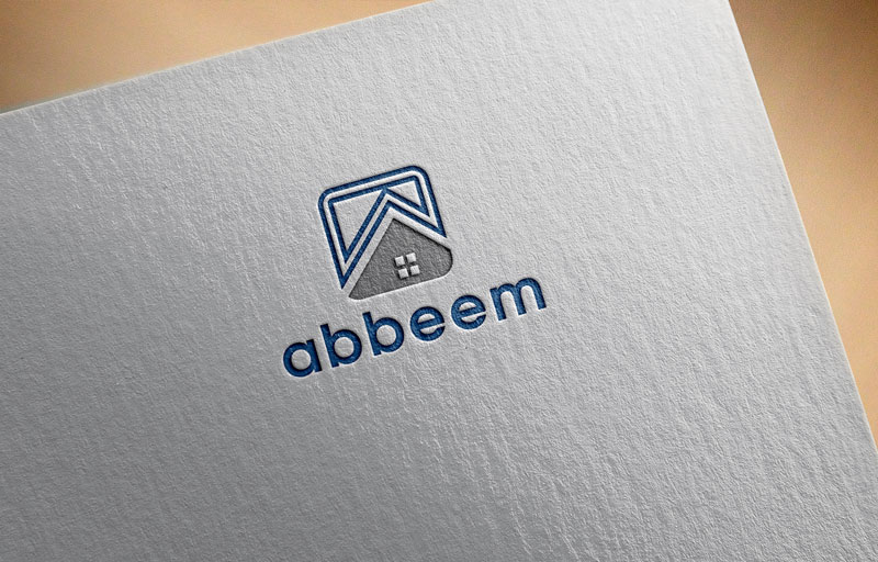 Logo Design by Private User - Entry No. 16 in the Logo Design Contest Luxury Logo Design for Abbeem.