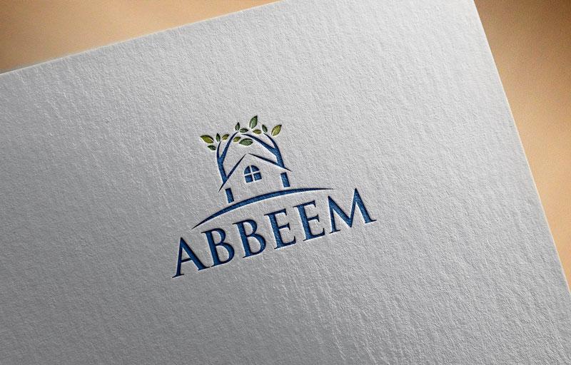 Logo Design by Private User - Entry No. 18 in the Logo Design Contest Luxury Logo Design for Abbeem.