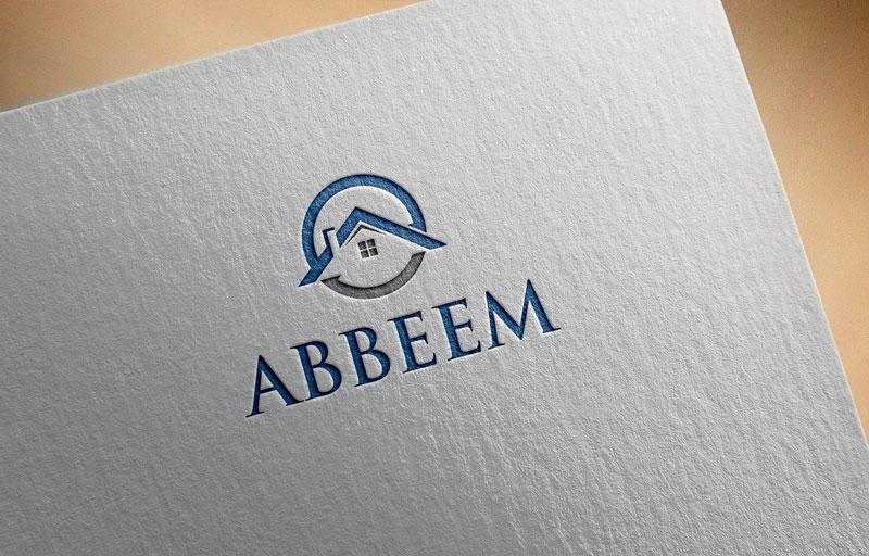 Logo Design by Private User - Entry No. 19 in the Logo Design Contest Luxury Logo Design for Abbeem.