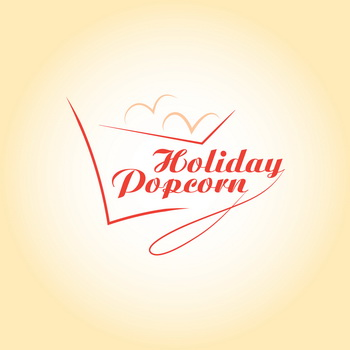 Logo Design by maoshan - Entry No. 21 in the Logo Design Contest Holiday Popcorn.