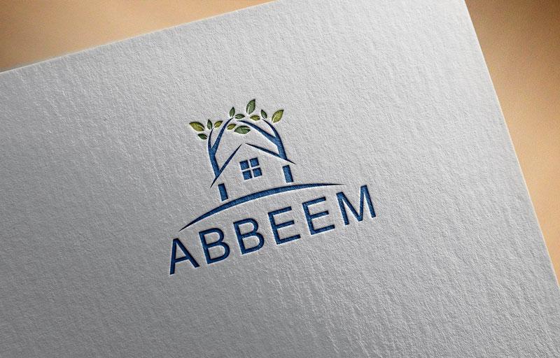Logo Design by Private User - Entry No. 21 in the Logo Design Contest Luxury Logo Design for Abbeem.