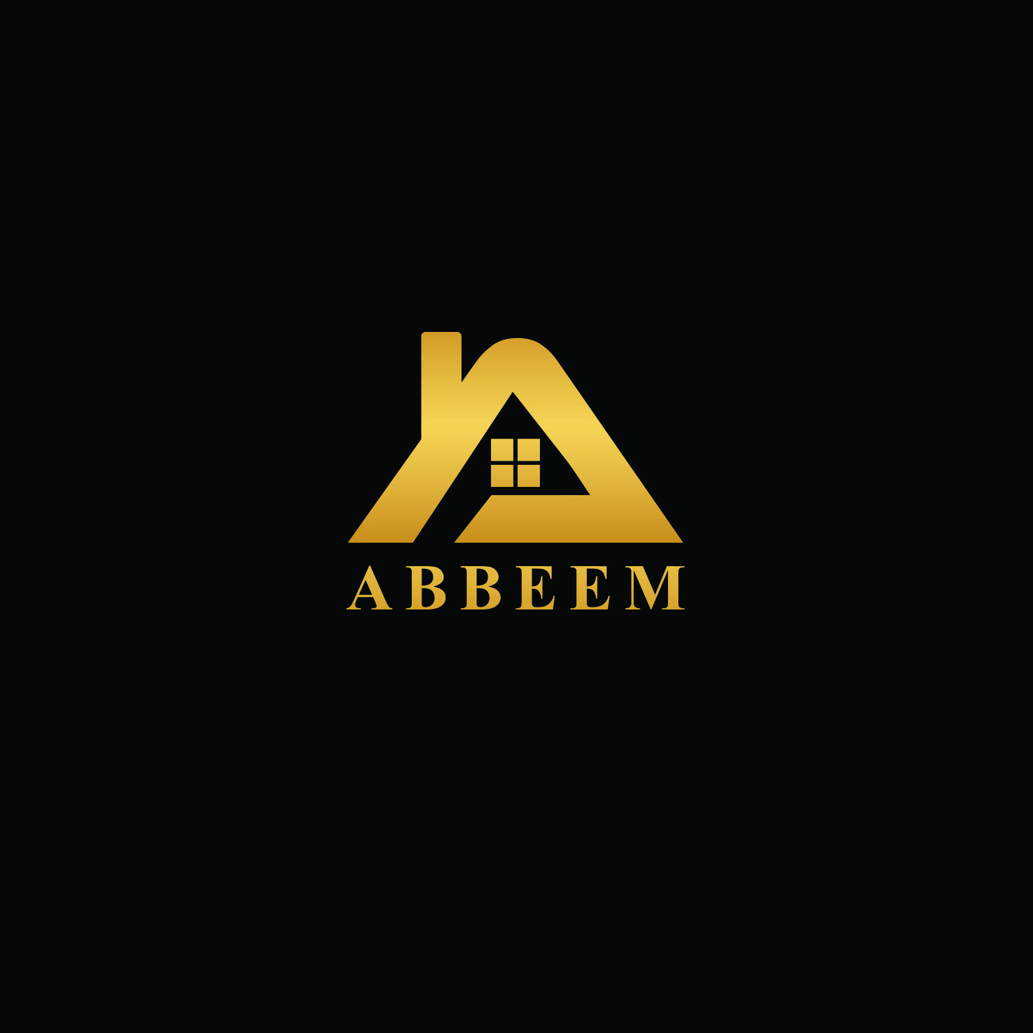 Logo Design by Umair ahmed Iqbal - Entry No. 29 in the Logo Design Contest Luxury Logo Design for Abbeem.