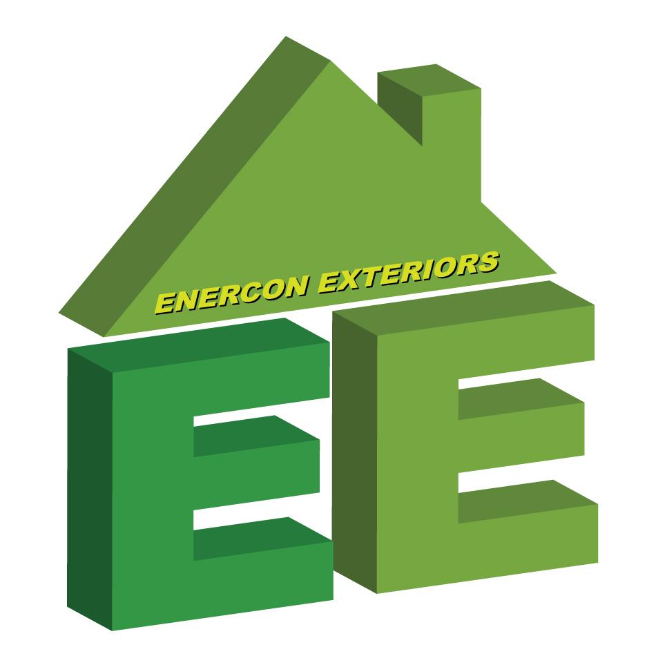 Logo Design by LaTorque - Entry No. 62 in the Logo Design Contest Enercon Exteriors.
