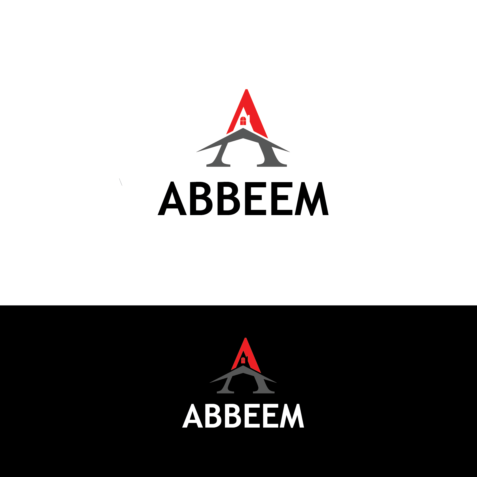 Logo Design by Private User - Entry No. 35 in the Logo Design Contest Luxury Logo Design for Abbeem.