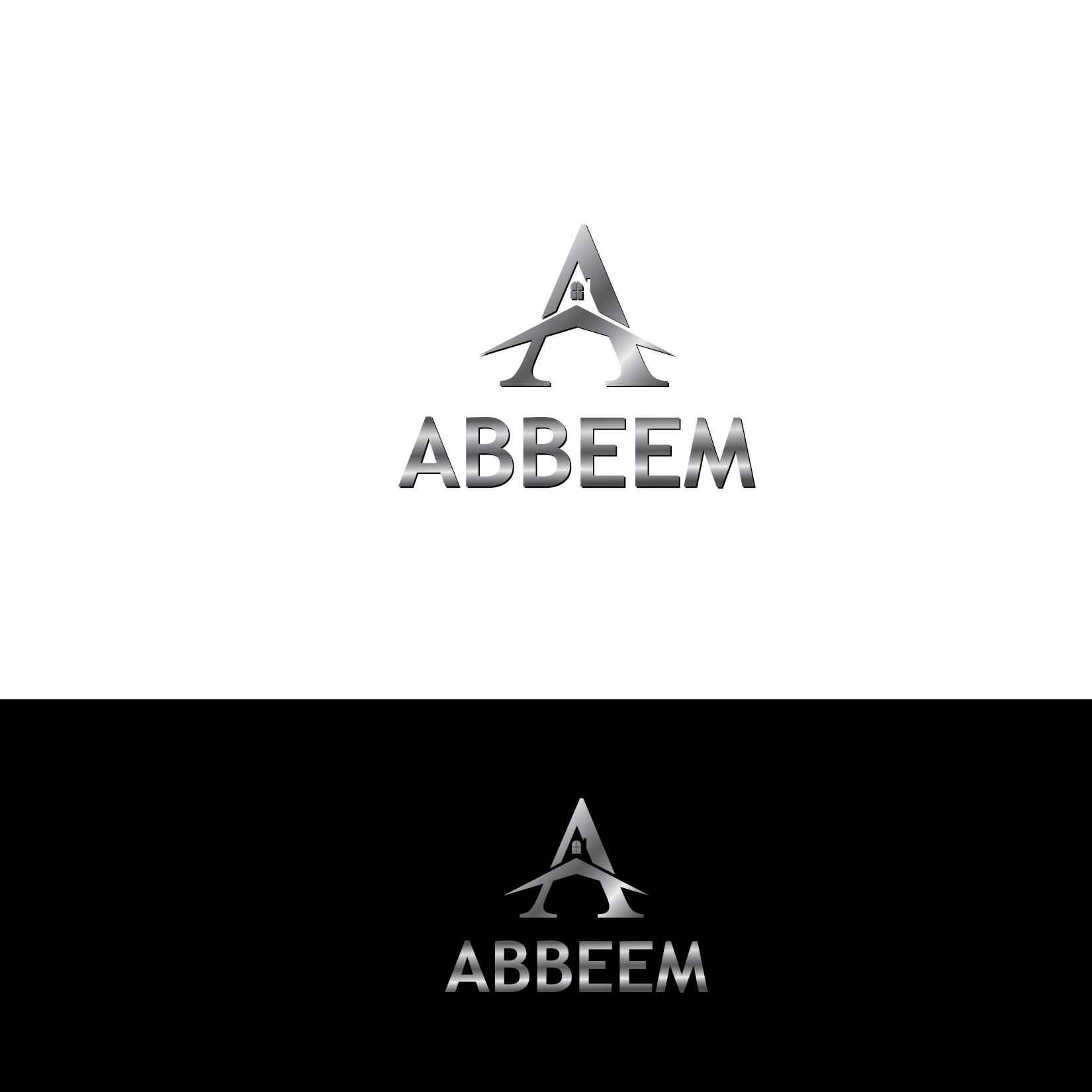 Logo Design by Private User - Entry No. 36 in the Logo Design Contest Luxury Logo Design for Abbeem.
