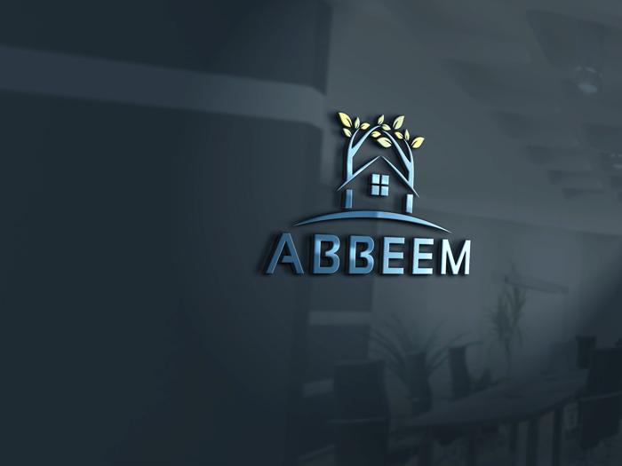 Logo Design by Private User - Entry No. 40 in the Logo Design Contest Luxury Logo Design for Abbeem.