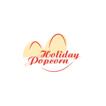 Logo Design by maoshan - Entry No. 23 in the Logo Design Contest Holiday Popcorn.