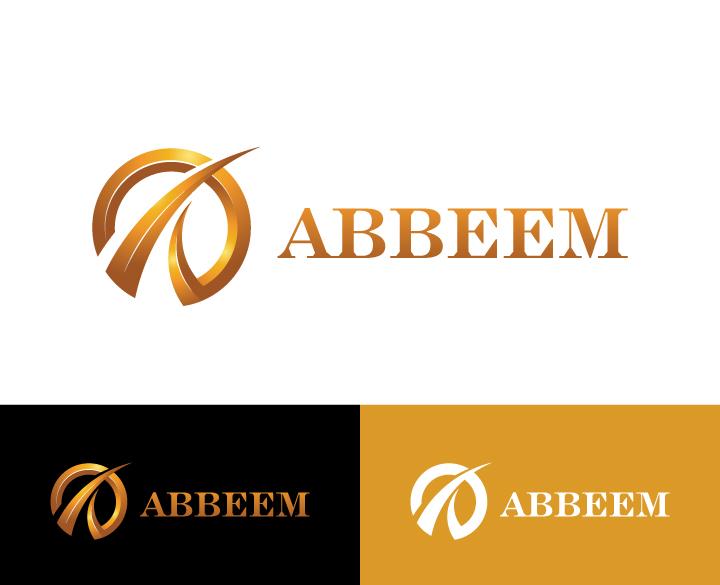 Logo Design by Sahajad Shaikh - Entry No. 55 in the Logo Design Contest Luxury Logo Design for Abbeem.
