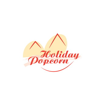 Logo Design by maoshan - Entry No. 24 in the Logo Design Contest Holiday Popcorn.