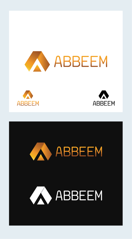 Logo Design by Sahajad Shaikh - Entry No. 57 in the Logo Design Contest Luxury Logo Design for Abbeem.