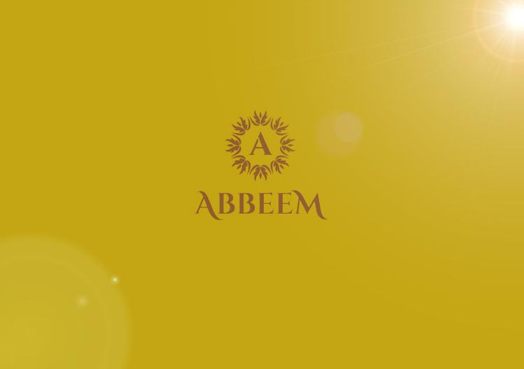 Logo Design by Aditya Baghel - Entry No. 65 in the Logo Design Contest Luxury Logo Design for Abbeem.