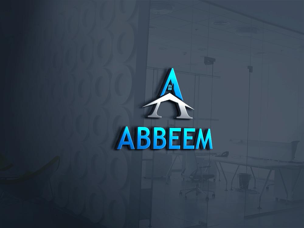 Logo Design by Private User - Entry No. 68 in the Logo Design Contest Luxury Logo Design for Abbeem.